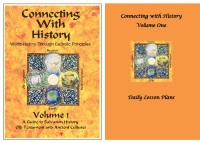Connecting with History Syllabus & Daily Lesson Plans Set - Volume 1