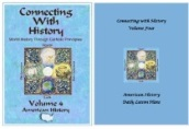 Connecting with History Syllabus & Daily Lesson Plans Set - Volume 4A