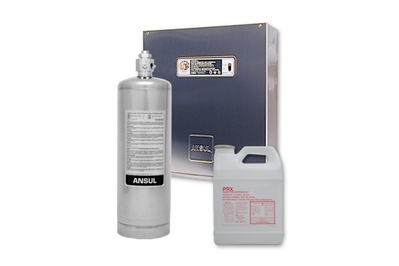 ANSUL PIRANHA FIRE SUPPRESSION SYSTEM