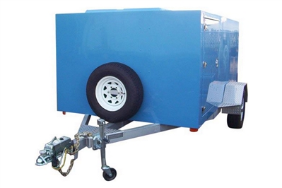 JORDAIR MOB-AIR BREATHING AIR TRAILER SYSTEM