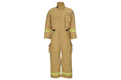 LAKELAND DUAL CERTIFIED WILDLAND/EXTRICATION COVERALLS