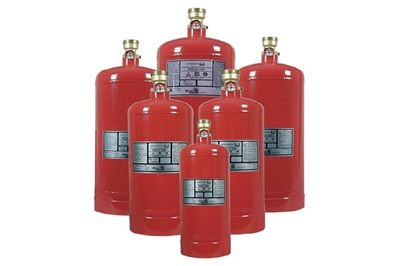 PYRO-CHEM MONARCH INDUSTRIAL FIRE SUPPRESSION SYSTEM
