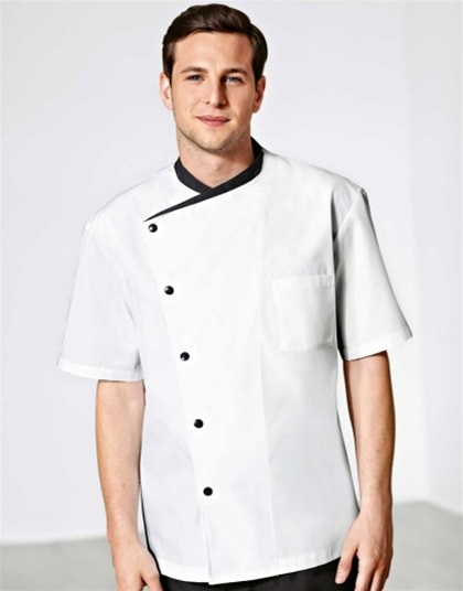 Juliuso Short Sleeved Chef Jacket