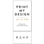 Send n Sealed Invitations ~ Custom Printing (100% recycled paper)