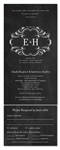 Seal and Send Wedding Invitations - Royal & Sophisticated