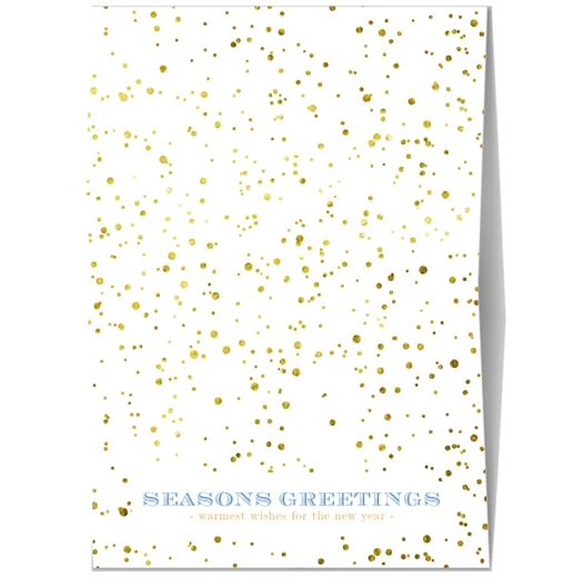 Business Greeting Cards | Snow Flurry