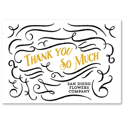 Plantable Business Thank you cards | So Joyful