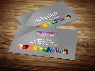 doTERRA business cards 4