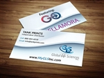 Global Life Sciences Business Card 2