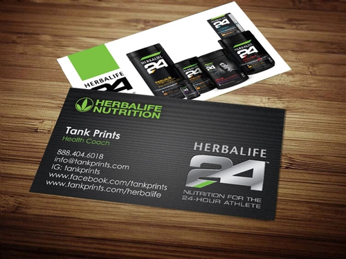 herbalife 24 business cards 4