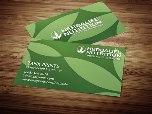 herbalife business cards 1