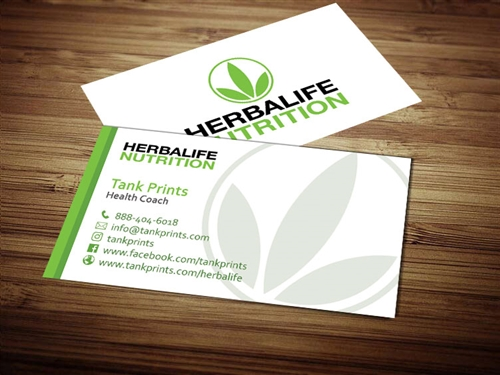 herbalife business cards 6