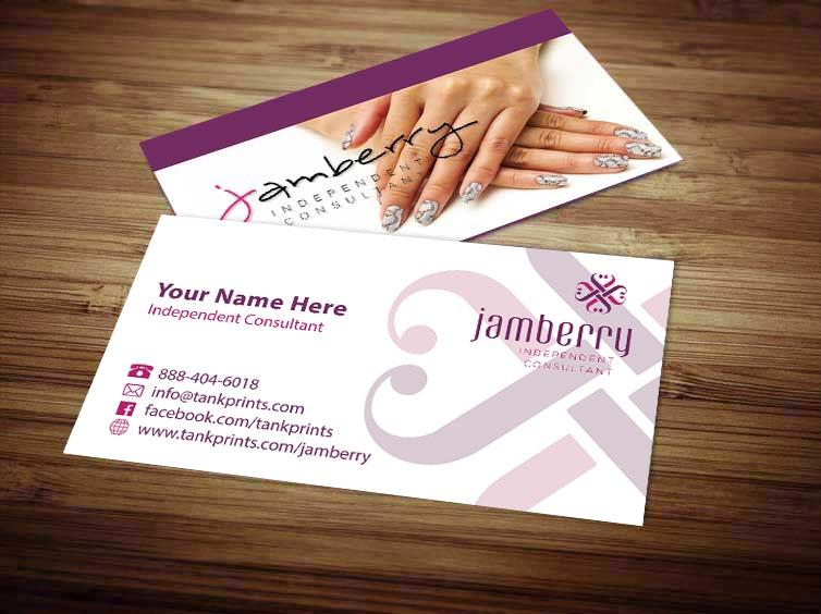 Jamberry Business Card Design 3