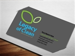 legacy of clean business cards 3