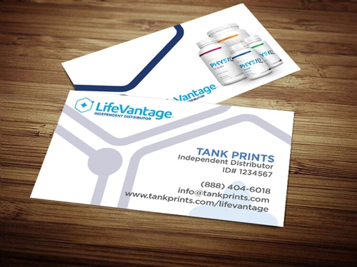 LifeVantage Business Card Tools PhysIQ System
