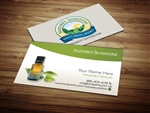 Natures Sunshine business cards 1