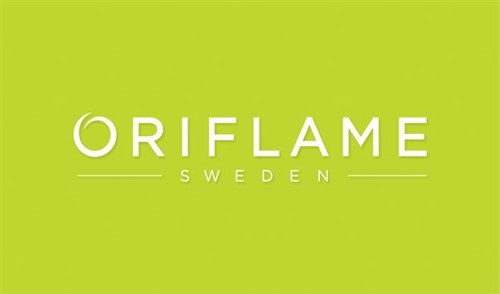 oriflame business card design 1