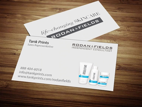 Rodan and Fields business card 2