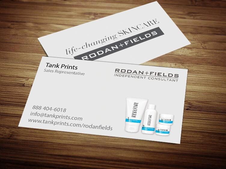 Rodan & Fields Business Card Design 2