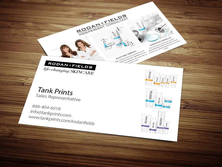 Rodan Fields Business Card Design 3