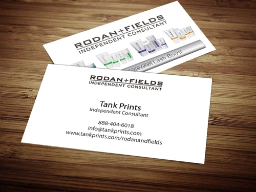 Rodan and Fields business card 4