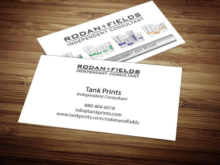 Rodan Fields Business Card Design 4