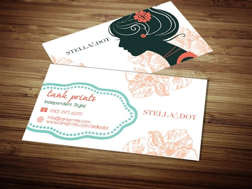 Stella Dot business cards 6