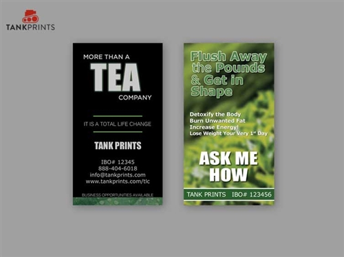 TLC Business Cards