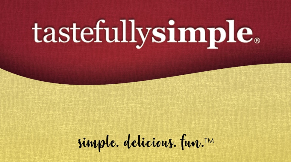 Tastefully Simple Business Card Design 2