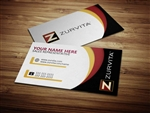 zurvita business card 3