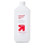 T-20118: RUBBING ALCOHOL 32 OZ/BOTTLE