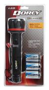Dorcy LED Rubber Flashlight 41-2976