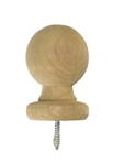 Waddell 3-1/4 X 4-1/4 Inch Large Ball Post Top 110