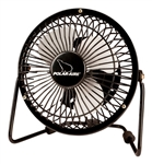 "Polar Aire 4"" Single Speed High Velocity Fan VF-4USB"
