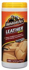 Armor All Leather Wipes 20 Count 10881