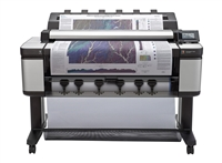 "HP Designjet t3500 best price on production mfp all in one 36"" engineering plotter wide format 3500 printer scan copy print large format full color cad printer"