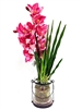 Cymbidium Orchid Real Touch Artificial Flower
