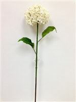 Real Touch Lau's Flowers Artificial Flower Hydrangea Spray