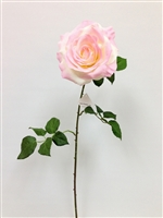 Silk Rose Flower Stem
