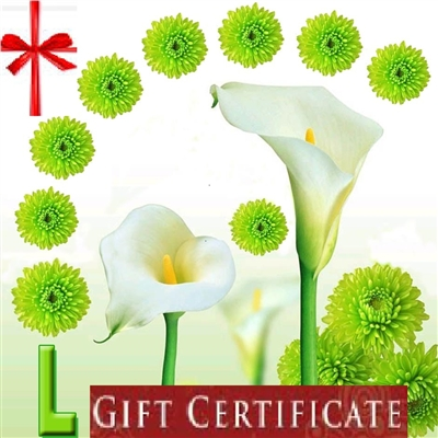 *Gift Certificate