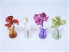 "Phalaenopsis Orchid Artificial Flower 8""h"