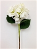 Hydrangea Silk Flower Spray