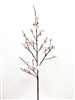 Silk Plum Blossom Flower Spray
