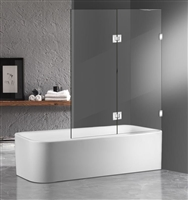 CVP-006 Fixed and Swing Panel Over Bathtub