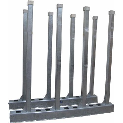 Part#  127435 Weha Brilo Granite Slab Rack, Stone Storage, Slab Racks