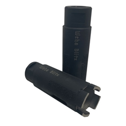 "Part#  20138 Weha 1 3/8"" High Speed Dry Core Bit Interior & Exterior Diamonds"