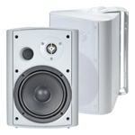 TIC 6 1/2 in. ASP-120W 120 Watt Outdoor Patio Speakers