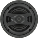 "InwallTech HD-650.1C High Definition 6 1/2"" Virtually Invisible Ceiling Speaker -- Trimless Version"