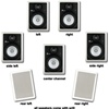 JA Audio Theater Pack for 7.1 Surround Systems