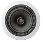 Preference K625 6 1/2 in. 2-Way Kevlar Ceiling Speakers